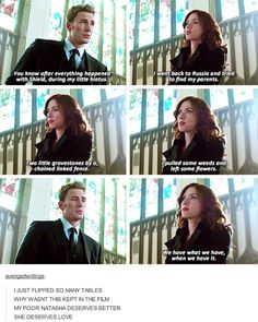 Captain America Civil War Black Widow Deleted Scene That Is Very Important And Shouldn't Have Been Cut Also Where Is My Black Widow Movie!!....*ahem*