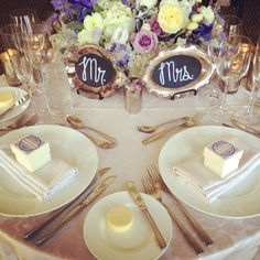 Awesome table names for the sweetheart table! #hayadams #dcweddings