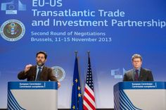 EU TTIP mandate the real bad news for us all - please read  TTIP what it will do for the US corporations