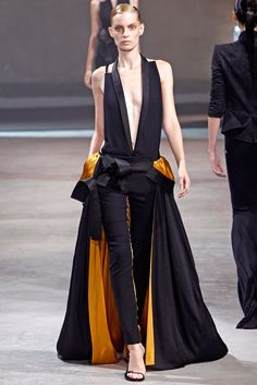 Haider Ackermann Spring 2011 Ready-to-Wear - Collection - Gallery - Style.com