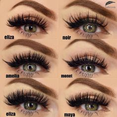 Eyelashes, Eyebrows, Eyeliner, Eyeshadow, Makeup Tutorials, Makeup Tips, Beauty Makeup, Korean Makeup Look, Wink Wink