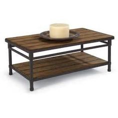 Forest Glenn 6640-031 • Rectangular Cocktail Table