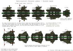 Chinese Nationalist Tanks