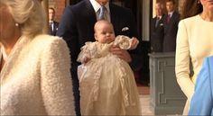 İngiliz Krallığı'nın varisi vaftiz edildi - http://turkyurdu.com/ingiliz-kralliginin-varisi-vaftiz-edildi/