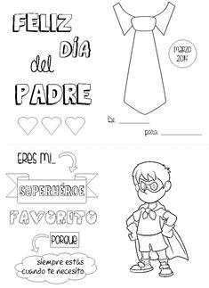 Postal Día del Padre