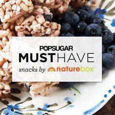 #AD POPSUGAR Must Have NatureBox @NatureBox @POPSUGAR Fitness #POPSUGARMH