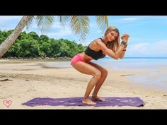 The Perfect Workout ♥ Full Body Blast & Tone - YouTube