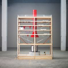 Chefs can collaborate remotely on recipes then get them prepared and cooked by this food machine created by Stockholm studio PJADAD(+ movie).  (more...)