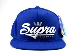 "SUPRA x STARTER ""Signature"" Snapback Cap"