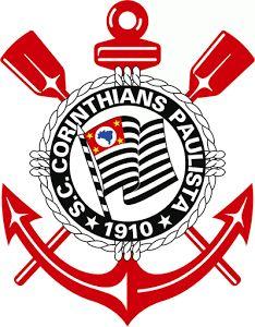 Escudo png do time de futebol Sport Club Corinthians Paulista