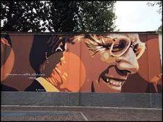 Sabato 3 ottobre presso via Ardigò è stato inaugurato un murales dal titolo ''El purtava i scarp del tennis'' facente parte del percorso Enzo Jannacci promosso da Zona4