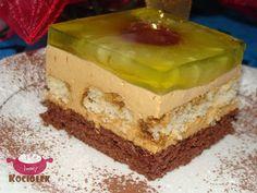 Kociołek Iwony: Ciasta Homemade Cakes, Ale, Cheesecake, Sweet, Polish, Recipes, Chicken, Kuchen, Candy