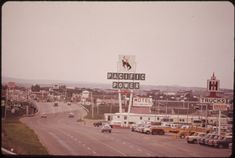 Casper Wyoming, 1973.  A few years after I moved from there.