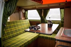 VW Type 2 Bay Campervan 1979 with original Westfalia interior and reconditioned 2L petrol engine | Campervans & Caravans