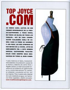 - The Traditional English Apron Company Apron, Traditional, Gastronomia, Gourmet, Falling Down, Aprons