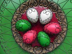 Vajíčka v drátěném kabátě