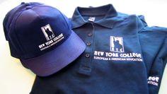 New York College, Polo Shirts, Jockey Hats #poloshirt #jockeyhats #newyork #college