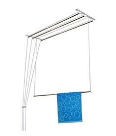 Space Saver Ceiling Fit Cloth Drying Stand - Large Size.