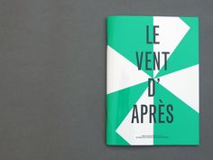 Catalogues for l'école des beaux-arts de Paris / designed by Julie Joliat