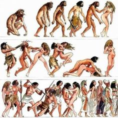 O italiano Milo Manara criou uma série ilustrada para contar a história da espécie humana.