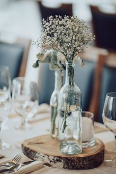 40 Stunning Winter Wedding Centerpiece Ideas | www.deerpearlflow...