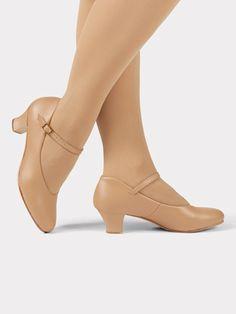1920s Style Shoes Louis Character Shoe $25.25 AT vintagedancer.com