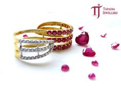 4 One of his choice and one of mine. Together our love doubles Luxury by appointment only. ‪#‎TapadiaJewellers‬ ‪#‎TJ‬ ‪#‎Pune‬ ‪#‎ValentineDaySpecial‬