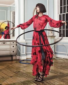 The Art of Fashion l Neiman Marcus - Photo Yvan Fabing l #fashion #photography #womenswear #art
