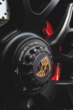 Porsche-Rims