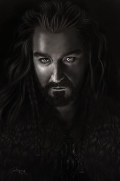 Thorin portrait (oh wow...)