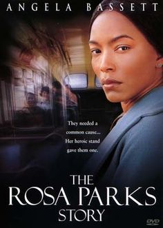 The Rosa Parks Story -- compelling docudrama film about the famous civil rights activist