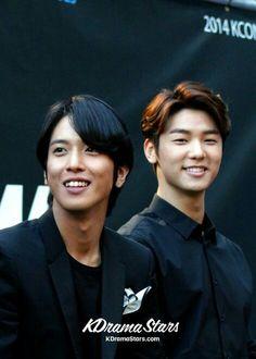 CNBLUE | JUNG YONG HWA and KANG MINHYUK