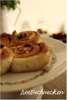 Lykkelig - mein Foodblog: Sonntagssüß: Heute mit Zimtschnecken