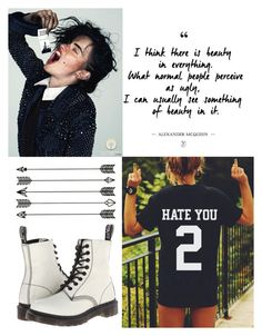 Different by sabinastrmen on Polyvore featuring Dr. Martens
