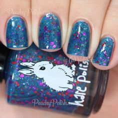 HARE polish Martian Mutiny | Fall/Winter 2014 Interstellar Invasion Collection | Peachy Polish