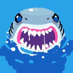 Custom Agar.io Skin Shark