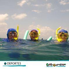 Tanto el snorkel, como el buceo, ofrecen una increíble experiencia observando los fondos marinos de las aguas Centroamericanas!