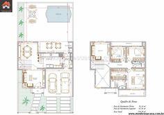 Sobrado - 3 Quartos - 156.7m² - Monte Sua Casa