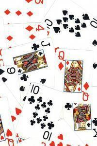 How To Tell Love Fortunes With Cards Card Games Playing Cards