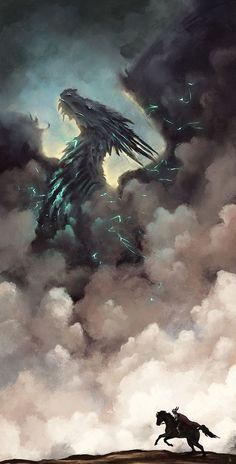 Storm Chaser by Kanizo