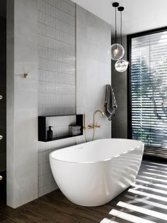 Bathroom | Oreo House by Taylor Pressly and CLP Architecture | est living