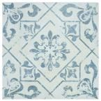 Merola Tile Cairoo 17-5/8 in. x 17-5/8 in. Ceramic Floor and Wall Tile (17.41 sq. ft./case)-FCL18CAR at The Home Depot