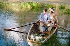 row row row your boat.... Photos by Hilary Cam Photography