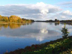 Loire près de Chinon : Fleuve : Chinon : Indre-et-Loire : Châteaux de la Loire : Routard.com