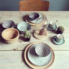 42 vind-ik-leuks, 7 reacties - Karlijn Knippen (@karlijn_vanoudnaarlijn) op Instagram: '•M IX & M A T C H• Een nieuwe keuken vraagt om nieuw servies! Lekker combineren maar . .…'