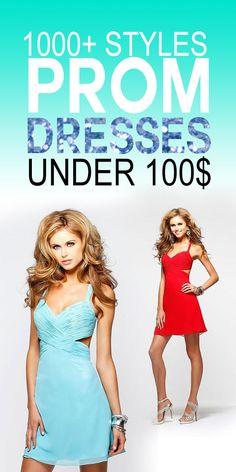 #Prom  #Dresses  #Under  #100