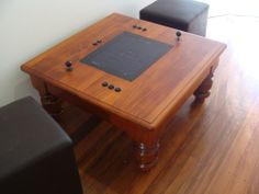 Arcade Machine - Custom Coffee Table