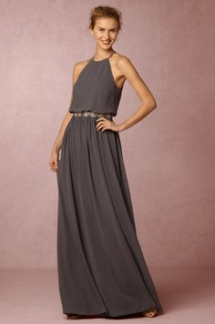 BHLDN Alana Dress in Bridesmaids Bridesmaid Dresses Long 1834530b3528
