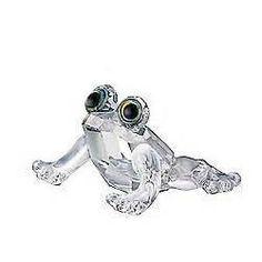 swarovski crystal frog figurine - Yahoo Image Search Results