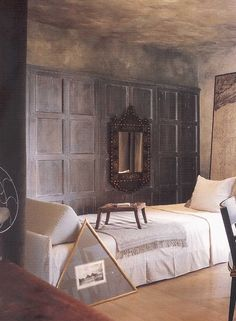 Love the walls and ceiling!!! belgian inspired ~ mcalpine, booth & ferrier « a thoughtful eye